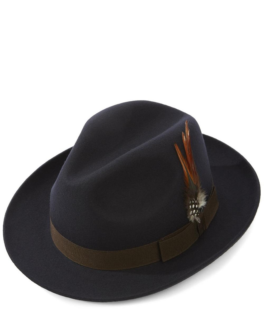 Barbican Fedora Hat