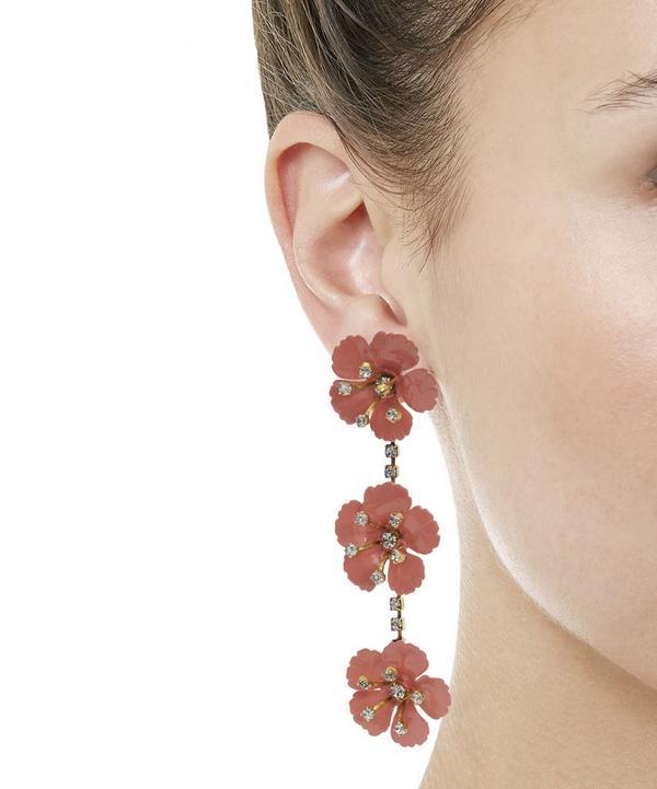 Belinda Primrose Dangle Earrings