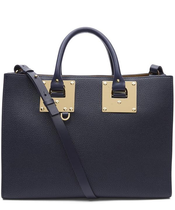 Albion East West Calfskin Tote