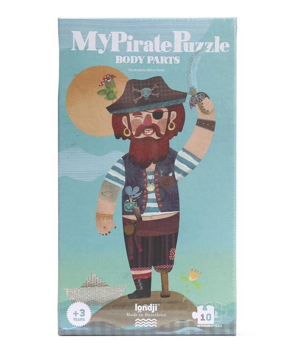 My Pirate Puzzle Set