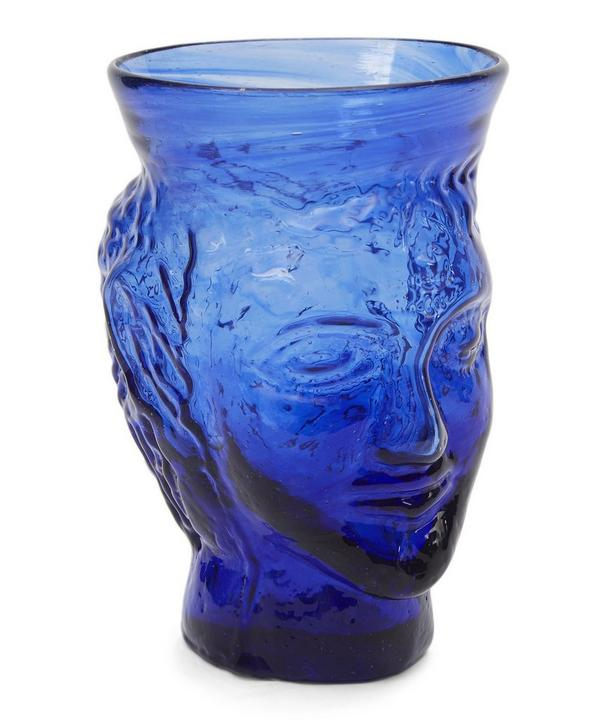Tête Drinking Glass