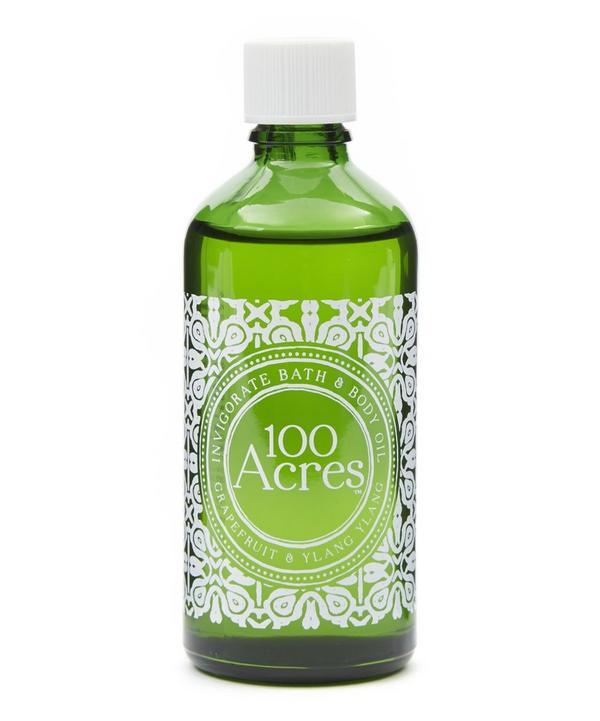 Invigorate Bath and Body Oil