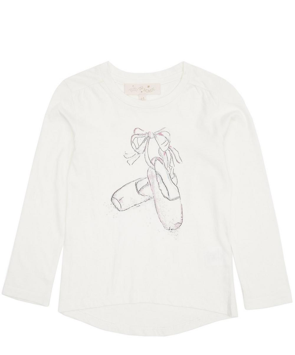 Tippy Toes Long Sleeve T-Shirt 12 Months-6 Years