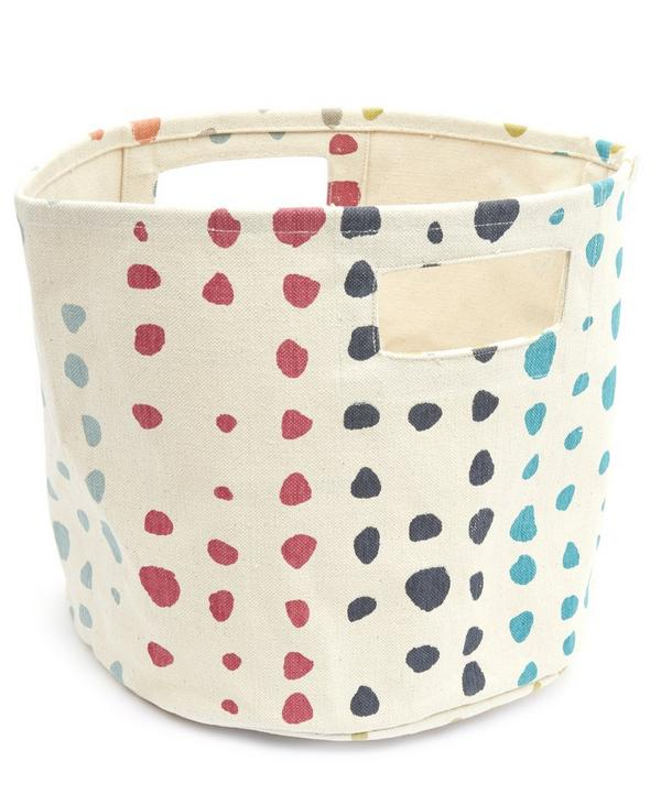 Painted Dots Pint Storage