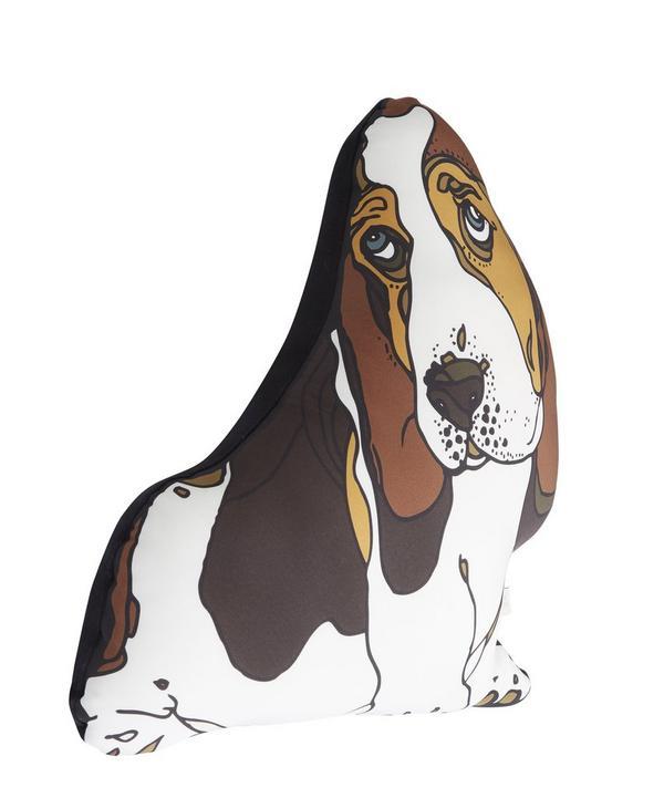 Stanley the Basset Hound Cushion
