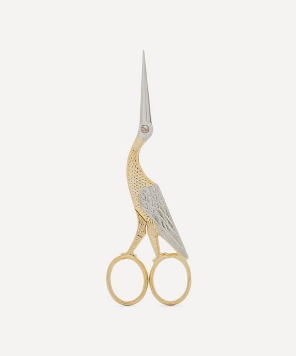 Large Crane Embroidery Scissors