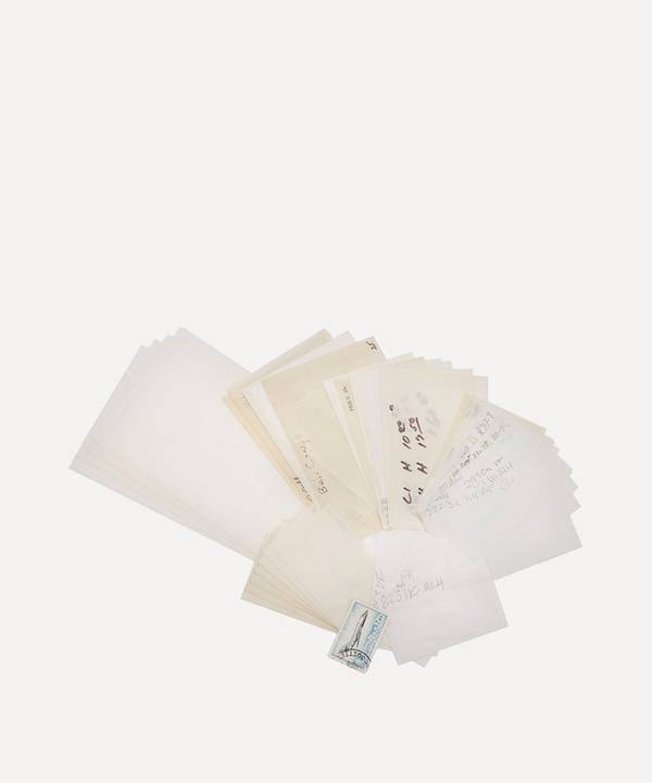 Vintage Glassine Envelopes