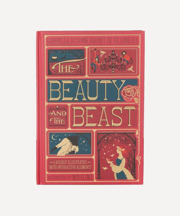 Illustrated Beauty and the Beast
