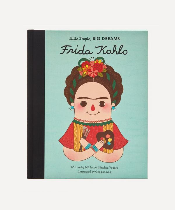 Little People Big Dreams Frida Kahlo