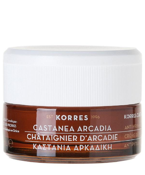 Castanea Arcadia Anti-Wrinkle and Firming Day Cream