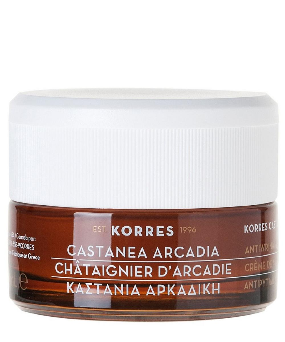 Castanea Arcadia Anti-Wrinkle and Firming Night Cream