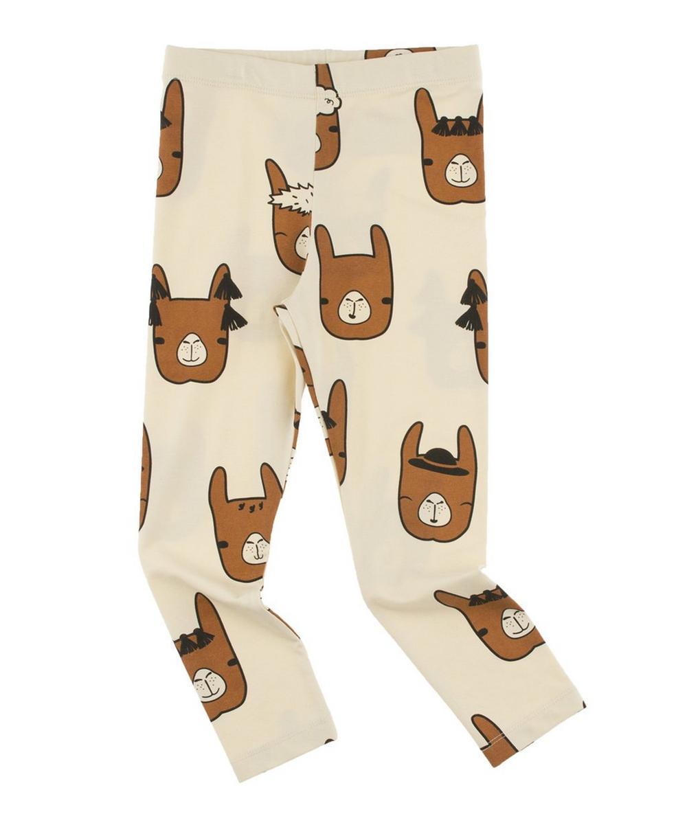 Llama Printed Leggings