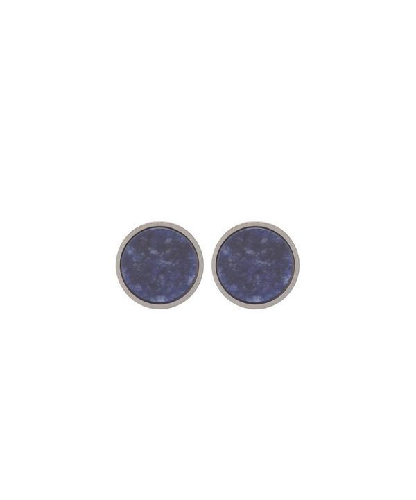 Round Stone Cufflinks