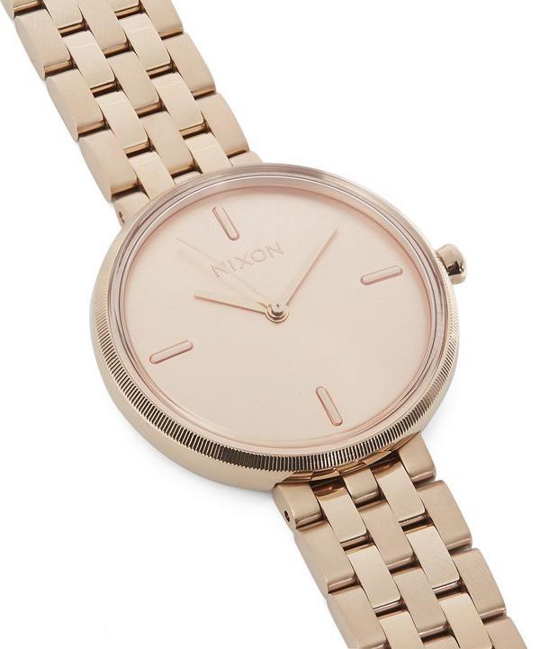 Vix Rose Gold Watch
