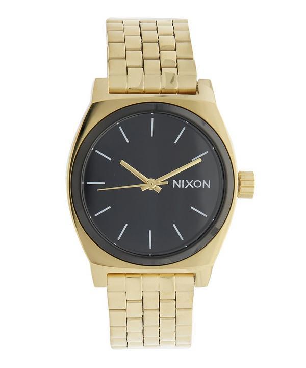 Phantom Medium Time Teller Gold Watch