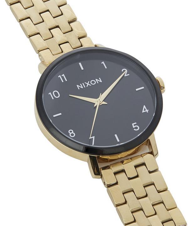 Phantom Arrow Gold Watch