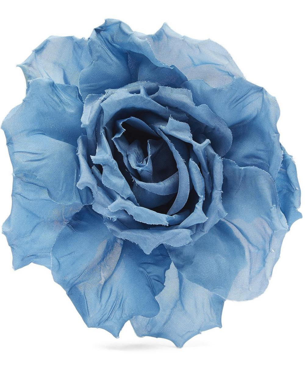 Large Fabric Rose