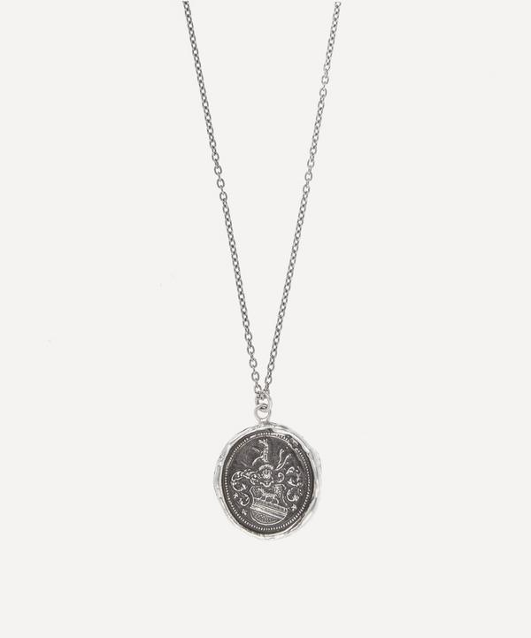 Heart Of The Wolf Necklace