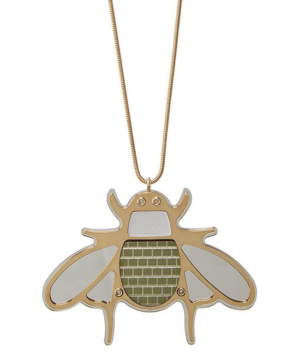 Buzz Grande Bee Necklace