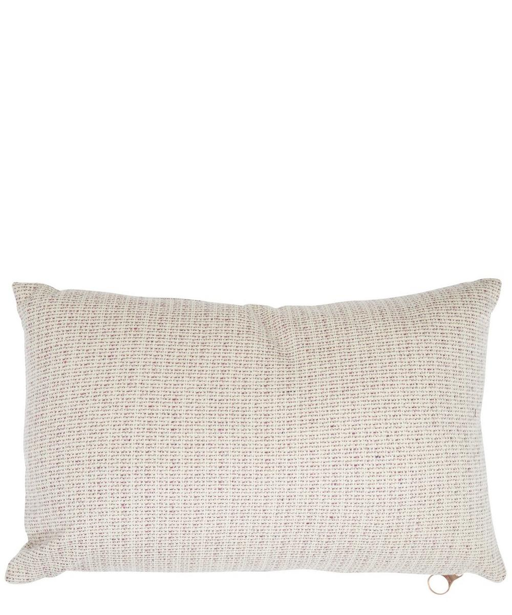 Lambswool Fleck Cushion