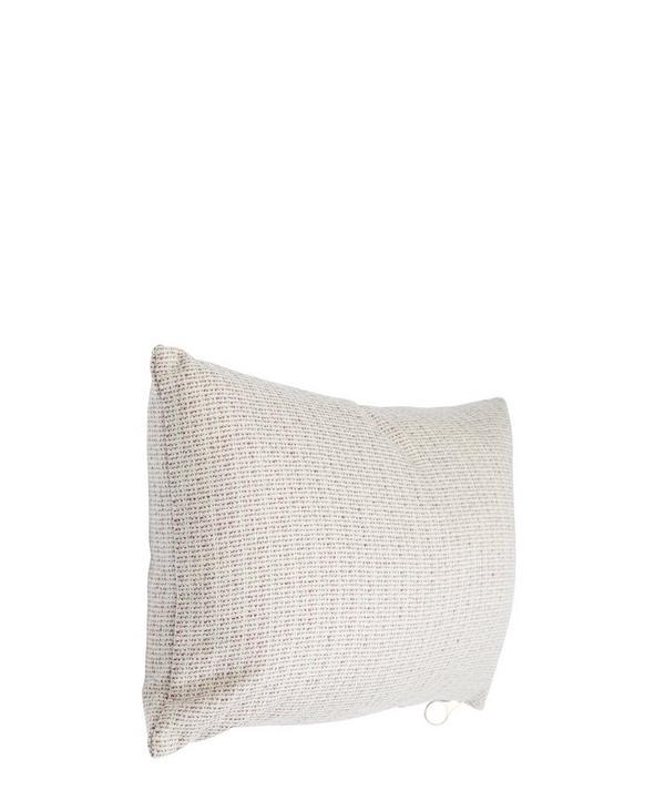 Lambswool Fleck Cushion