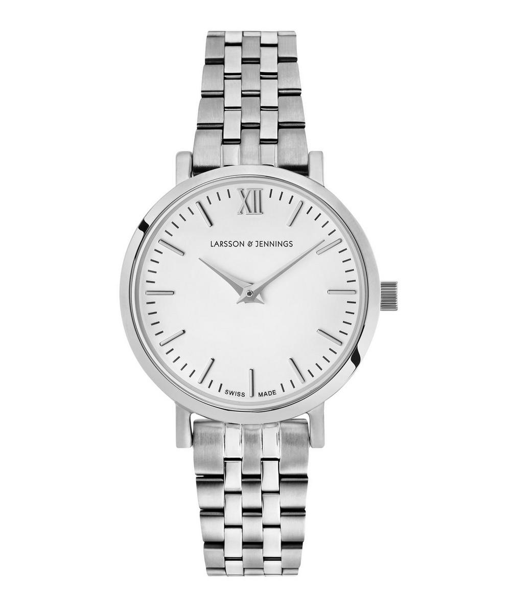 Lugano 26mm Stainless Steel Watch