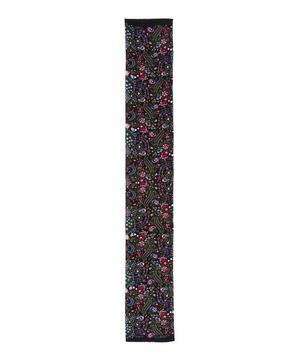 Dalia 70 x 200 Velvet Scarf