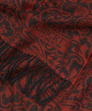 Winter Antigone Jacquard Shawl
