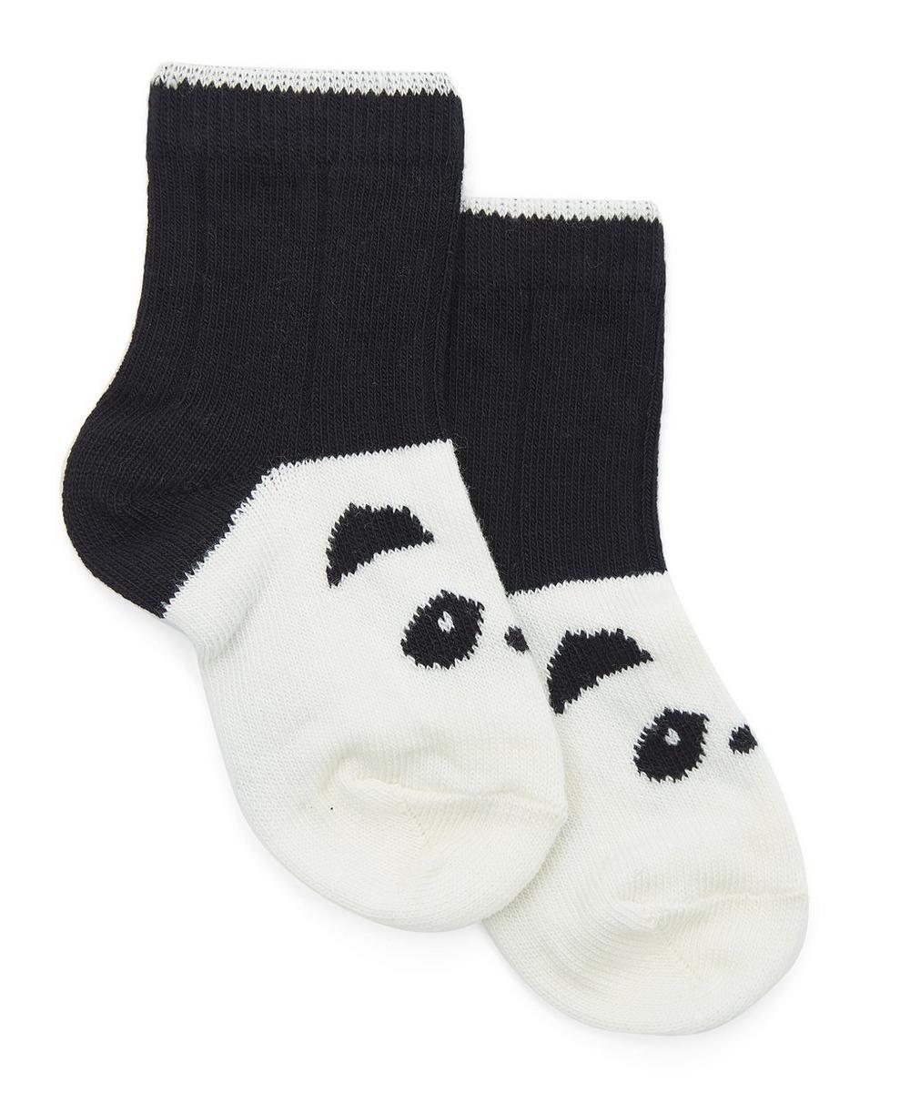 Silas Panda Socks