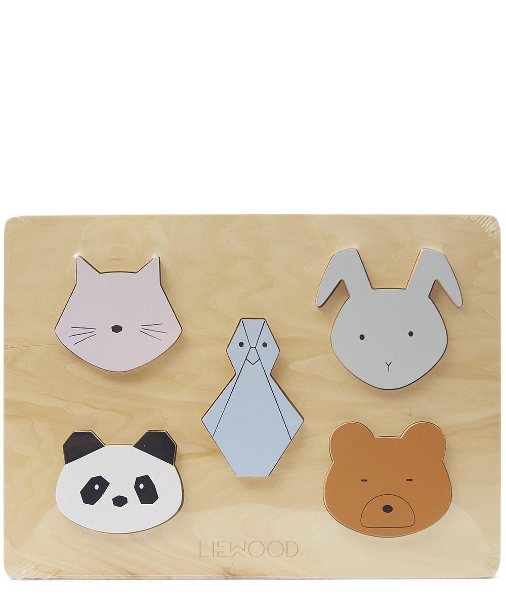 Wood Animal Puzzle