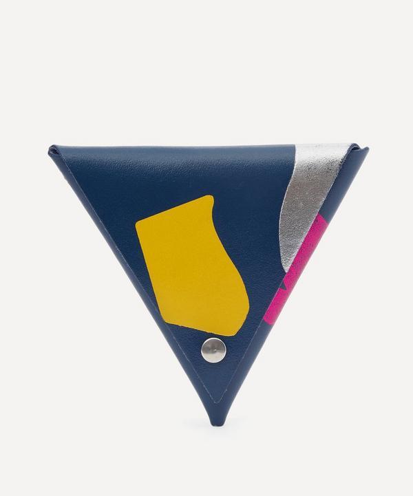 Abstract Samosa Purse