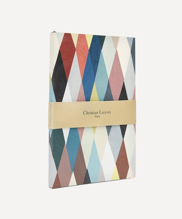 Mascarade Arlequin A5 Paseo Notebook