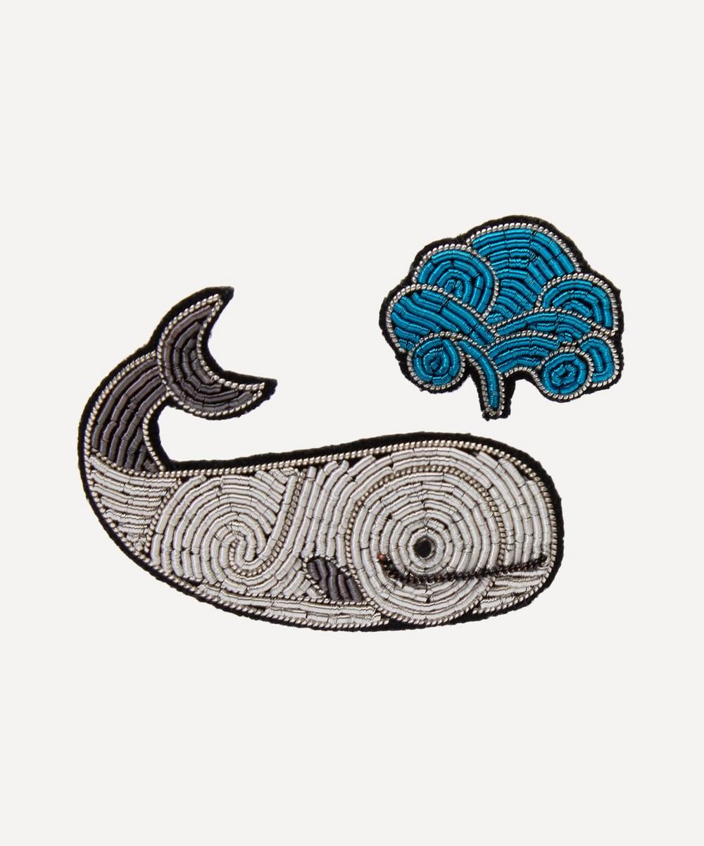 Whale And Water Patches