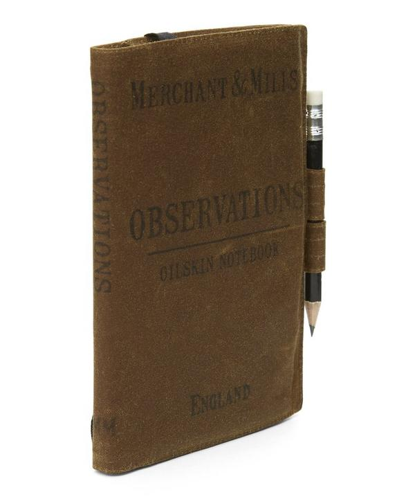 Observation Notebook