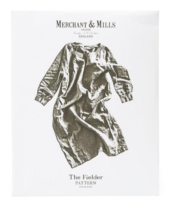 The Fielder Dress Pattern
