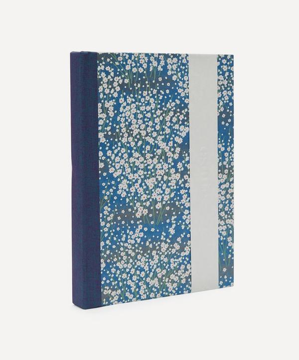 White Blossom Medium Journal
