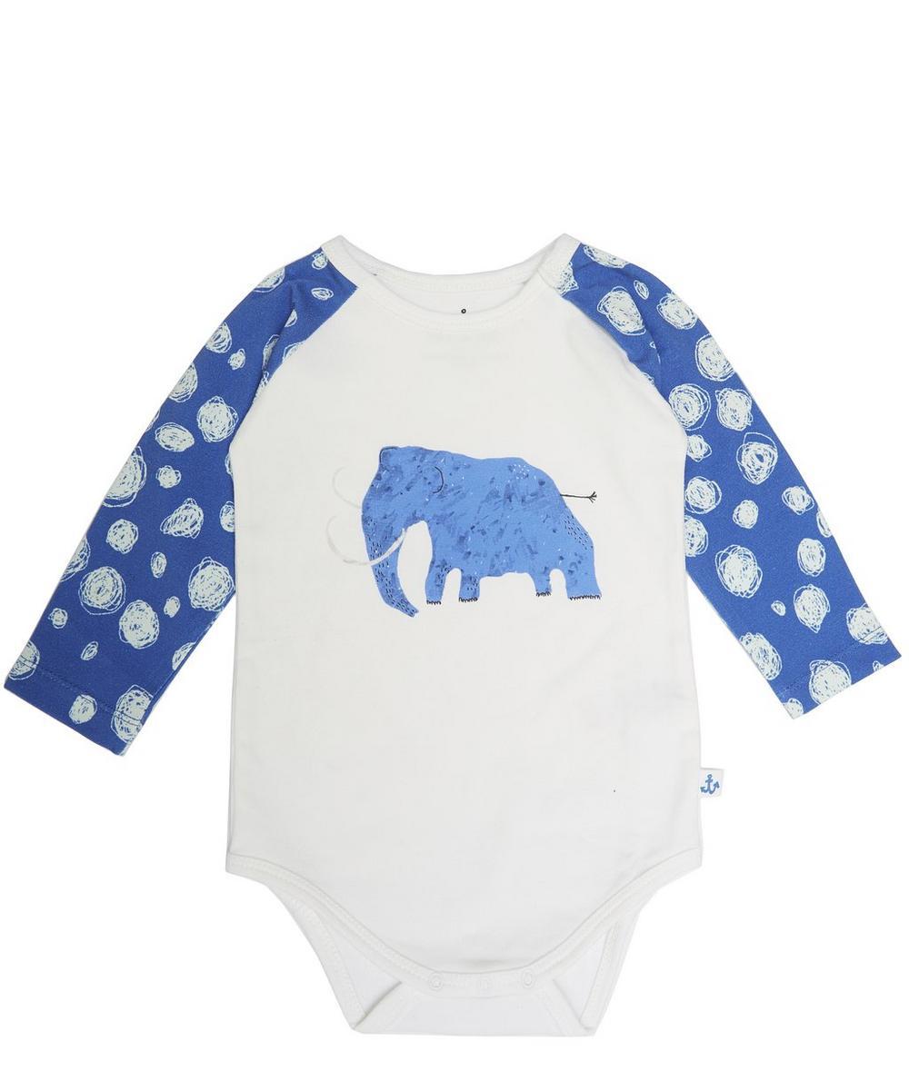 Elephant Body 0-18 Months