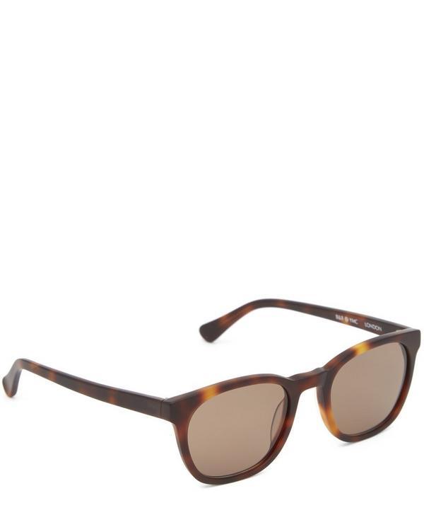 Woody Tortoiseshell Sunglasses