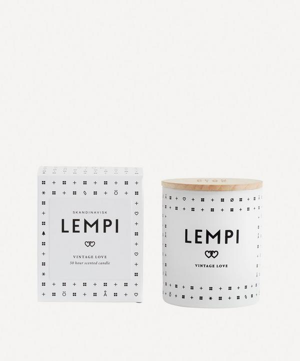 Lempi Scented Candle 190g