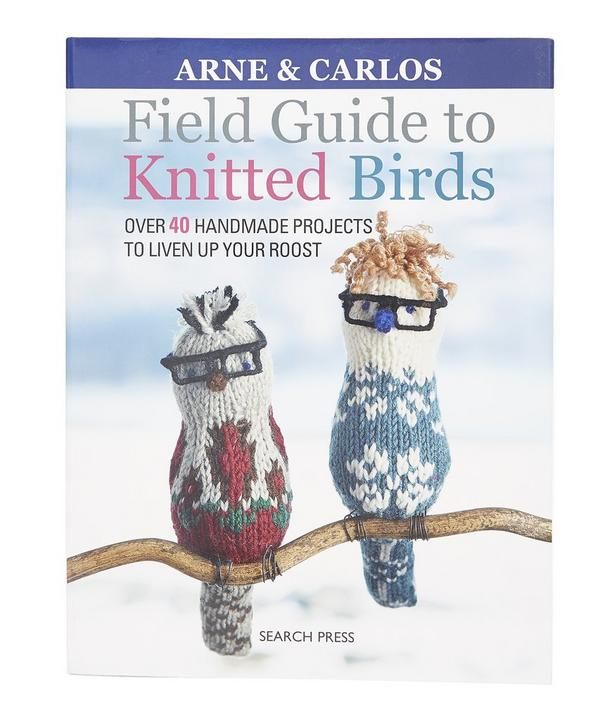 A FIeld Guide To Knitted Birds