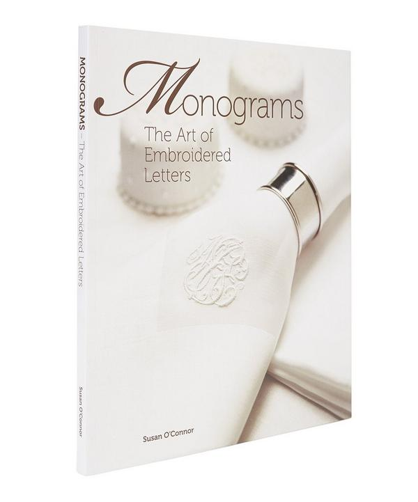 Monograms: The Art of Embroidered Letters