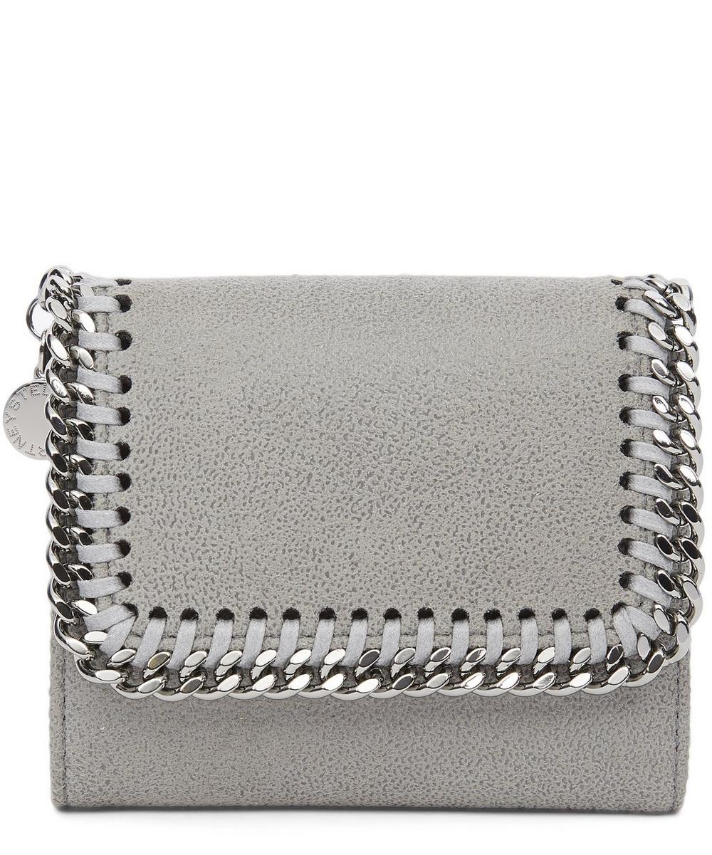 Falabella Shaggy Deer Small Flap Wallet