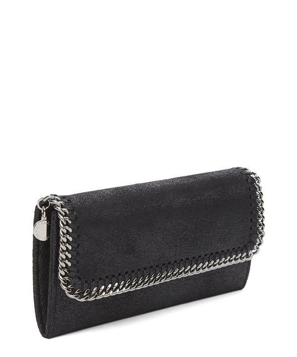 Falabella Flap Front Wallet