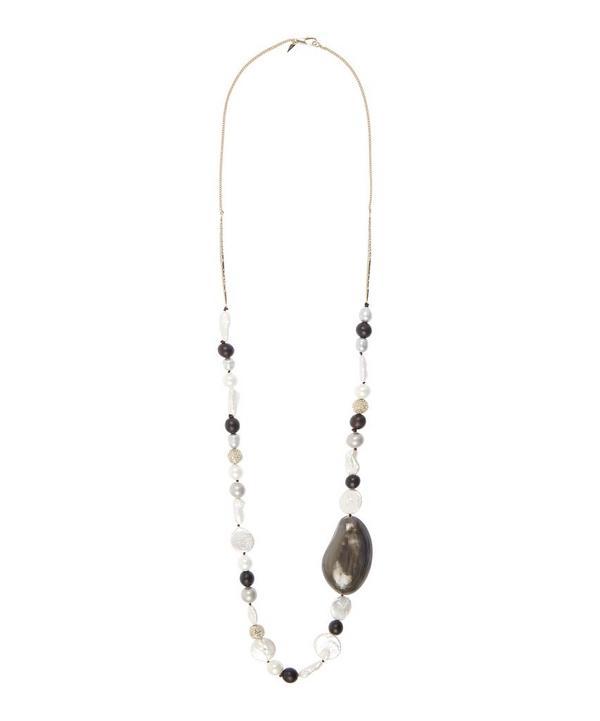 Liquid Multi-Stone Necklace