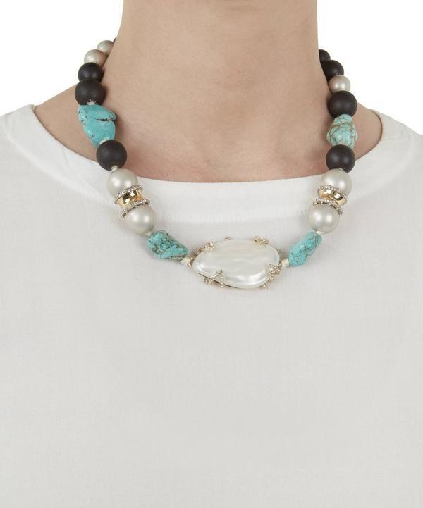 Liquid Silk Strand Necklace
