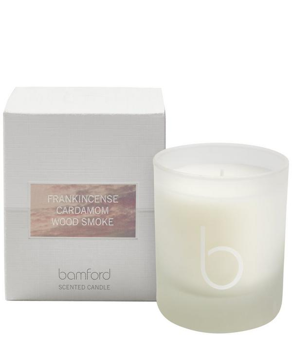 Frankincense Double Wick Candle 140g