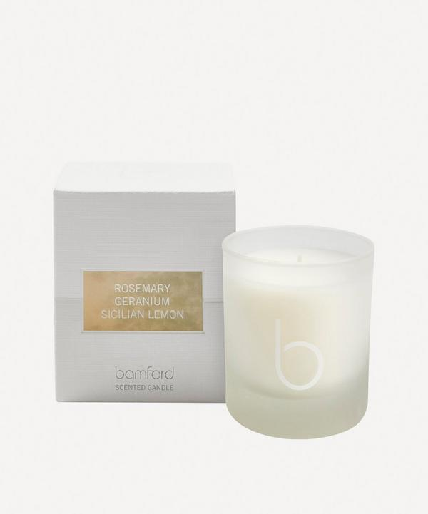 Rosemary Double Wick Candle 140g