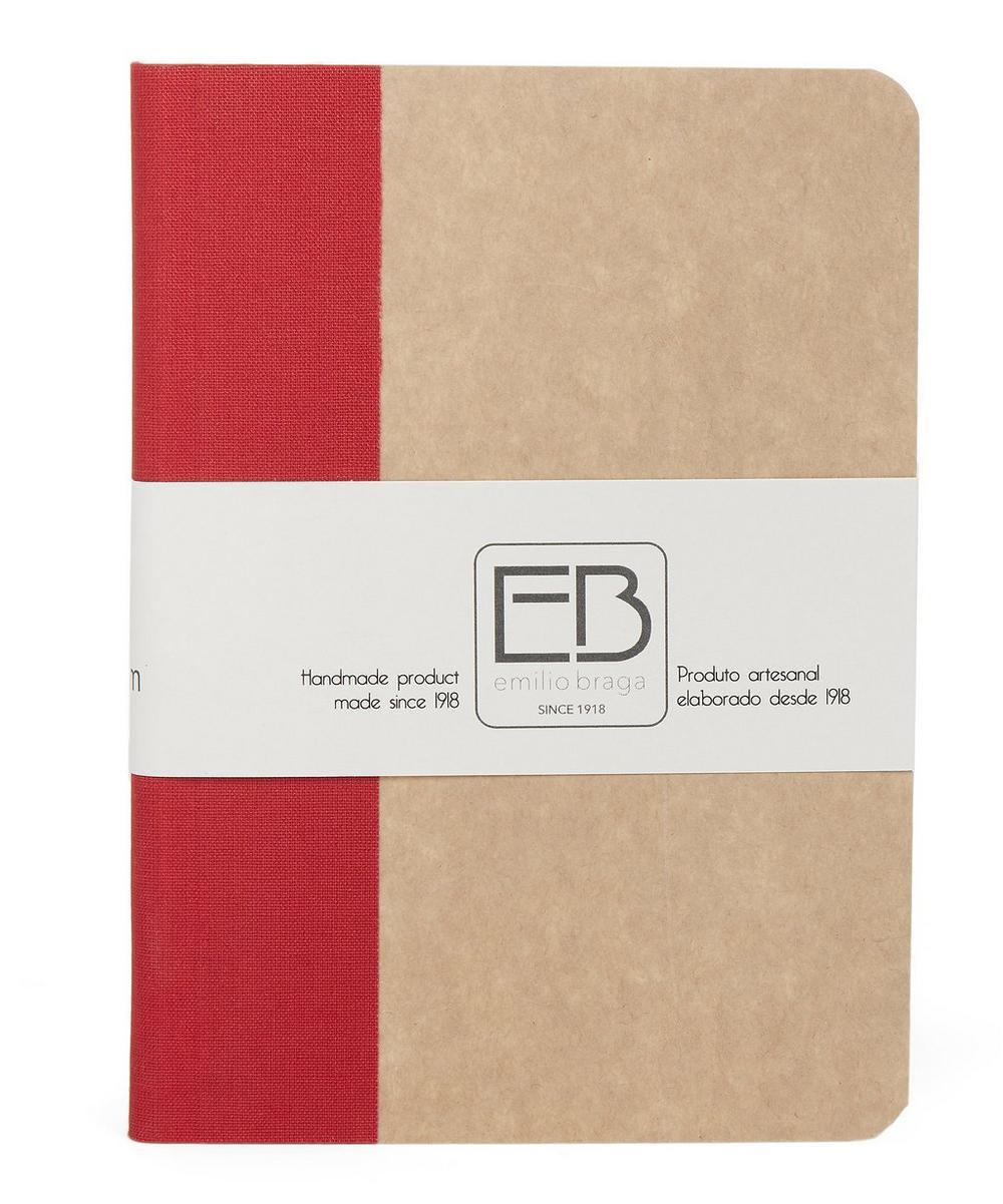 A6 Soft Basic Notebook