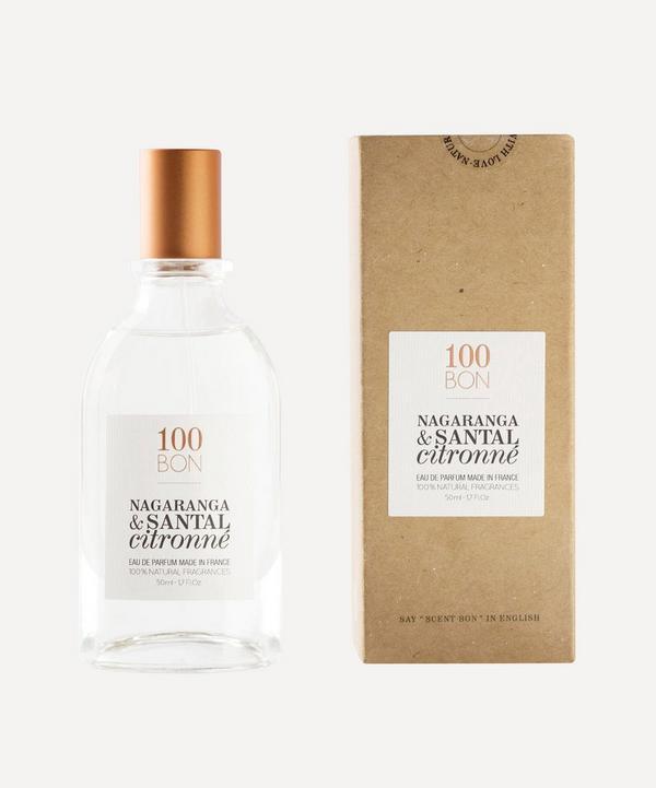 Nagaranga and Santal Citronné Eau de Parfum 50ml