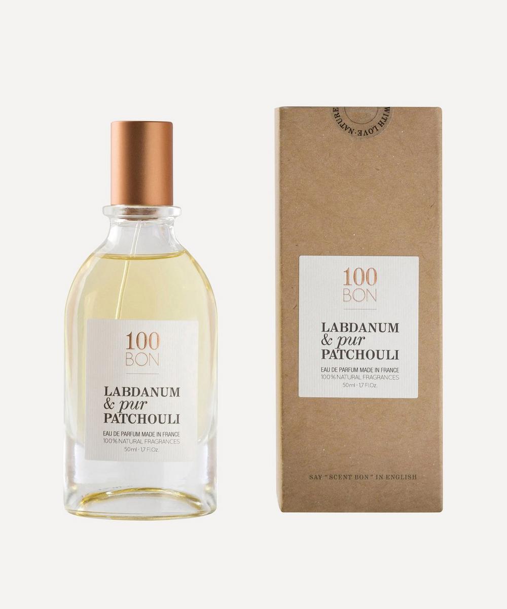 Labdanum and Pur Patchouli Eau de Parfum 50ml